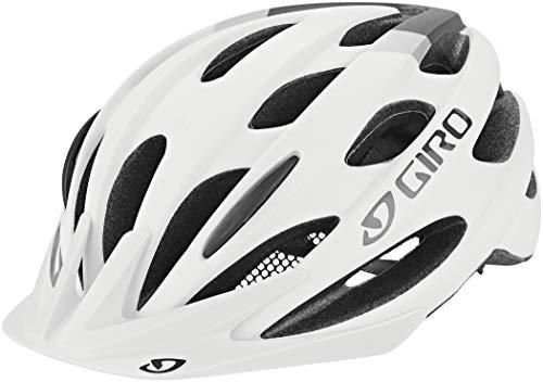 Giro Nine Casco de Bicicleta, Unisex Adulto, Blanco, Uni 54-61cm