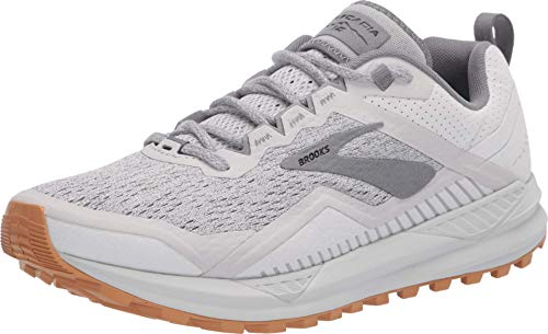 Brooks Cascadia 14 Light Grey/Grey/Biscuit 12