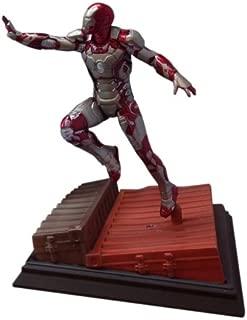 Dragon Models Iron Man 3 - Mark 42 - Prehensile Suit Mark XLII ver. 1 Model Kit (1/24 Scale)