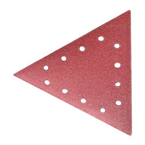 Feider ABT150 schuurmiddel voor driehoekige dienblad, korrel 150 10, oranje, 10 stuks