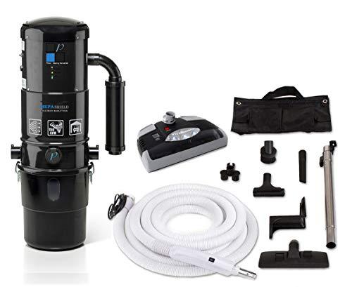 Prolux CV12000 Black Central Vacuum Unit System...