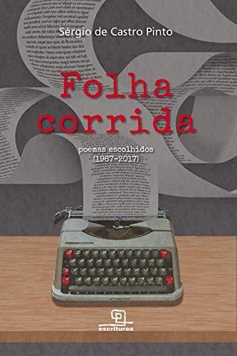 Folha corrida poemas escolhidos (1967-2017)