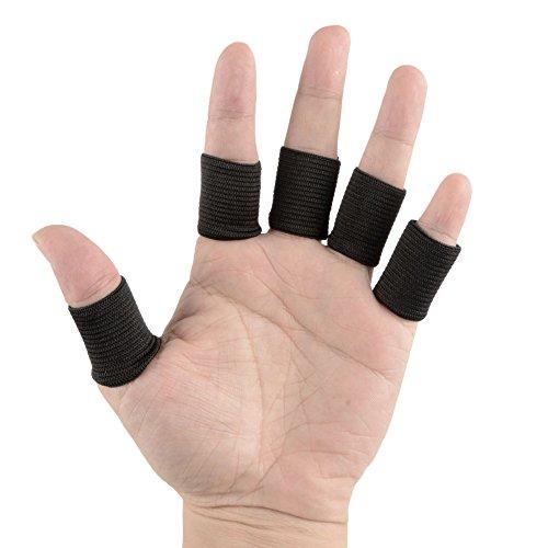 seguryy Lot de 10 SUPPORTS à main en Nylon & doigts protège contre Arthritics sportive & Ballon de Basketball pour extérieur