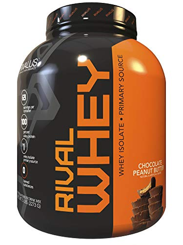 Rivalus Rivalwhey – Chocolate Peanut Butter 5lb...