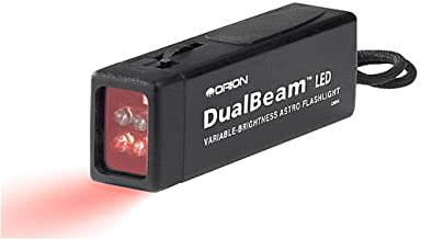 Orion 5756 DualBeam LED Astronomy Flashlight