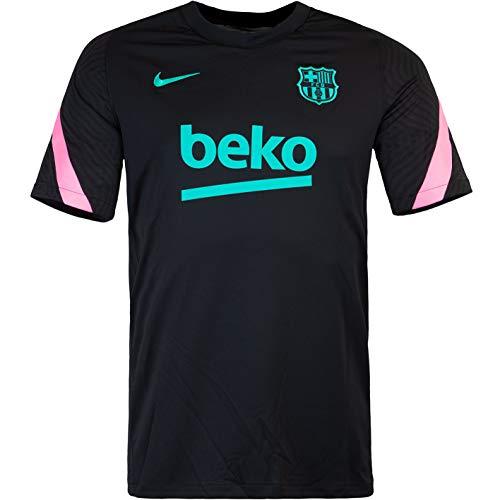 Nike FC Barcelona Strike Maillot (XXL, noir)