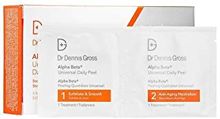 Best Dr. Dennis Gross Skincare Alpha Beta Universal Daily Peel, Original Formula, 5 Count Review