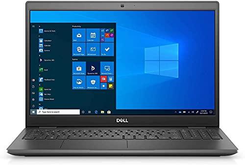 Dell latitude 3510 business laptop, 15. 6' hd screen, 10th gen intel core i5-10210u processor, 8gb ram, 256gb ssd, webcam, wi-fi 6, type-c, windows 10 pro, black