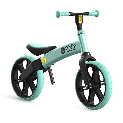 Yvolution Y Velo Senior Balance Bike for Kids   No Pedals Training Bike Ages 3 to 5 Years Old