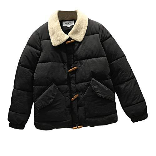 Shangyi jas en mantel voor dames, winter, warm, lange mouwen, dikke mantel voor dames, coat
