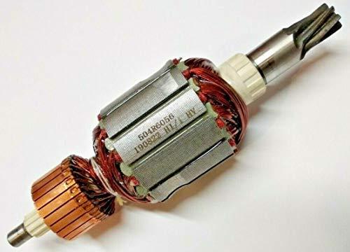 Rotor de motor para martillo perforador Hilti TE 74, TE 75, TE-74, TE-75