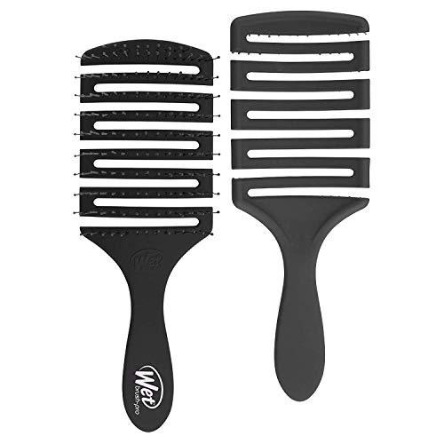 Price comparison product image Wet Brush Wetbrush flex dry paddle black