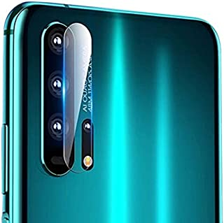 Good 0.3mm 2.5D Transparent Rear Camera Lens Protector Tempered Glass Film for Huawei Honor 20 Pro Mapangzi