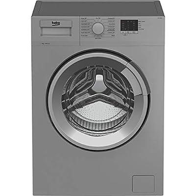 Beko WTL74051S 7kg 1400rpm Freestanding Washing Machine - Silver