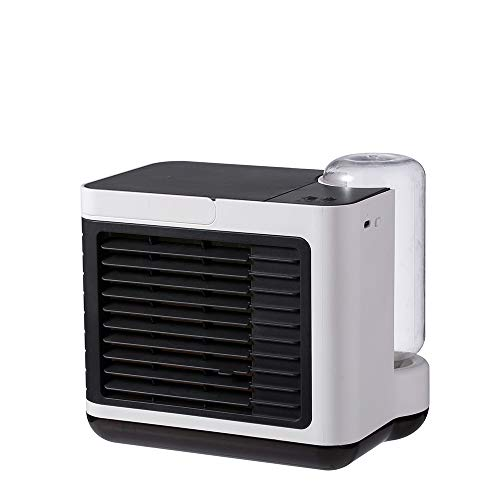 Riiai 2021 Ny USB-laddning negativa joner luftkonditionering fläkt skrivbord luftkylare liten mini vattenkylningsfläkt