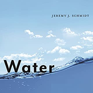 Water audiobook cover art