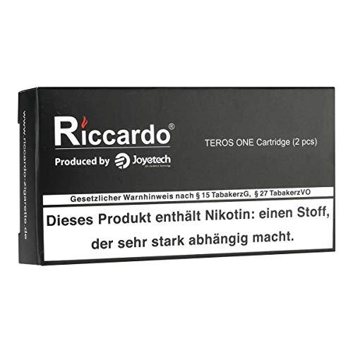 Joyetech Teros One Pod Cartridge (0,5 Ohm), leere 2 ml Kartusche mit Coil für e-Zigarette, 2 Stück