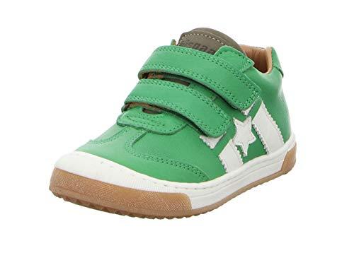 Bisgaard Unisex-Kinder Johan Sneaker, Grün (Green 2002), 35 EU