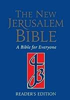 NJB Reader's Edition Cased Bible (New Jerusalem Bible)