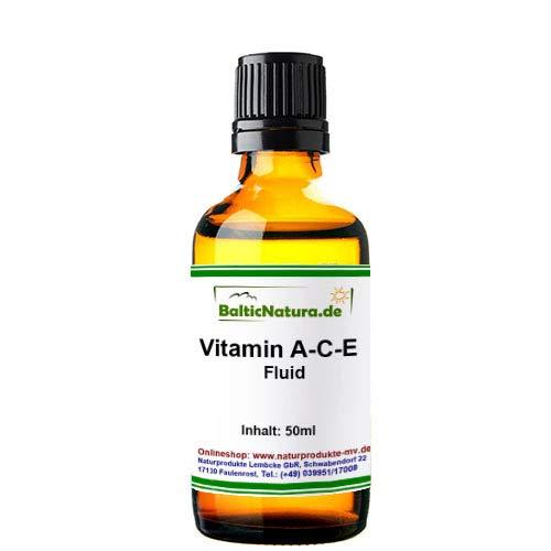 Vitamin A-C-E Fluid ACE (50 ml)