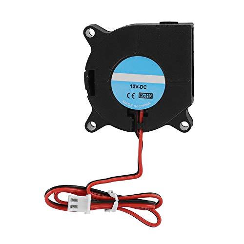Yosoo Health Gear Ventola del Ventilatore 12V, Ventola del soffiatore Turbo 40 * 40 * 20mm, Ventola DC Turbo Blower per Accessori per stampanti 3D(12V)