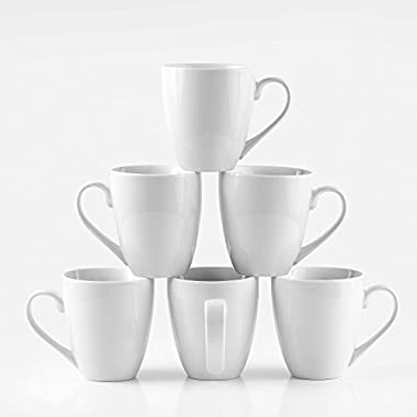 Amuse- Professional Barista  Cozy Collection  Mug- Set of 6 (Large- 16 oz.)
