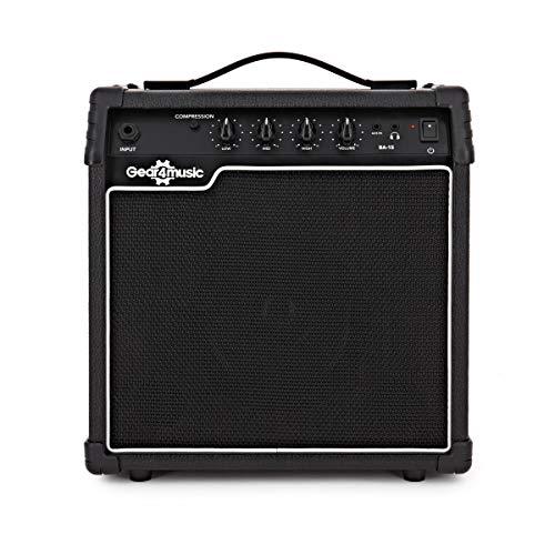 ✅ Amplificador de bajo 15 w