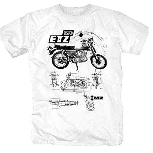 ETZ 250 T-Shirt (XXL)