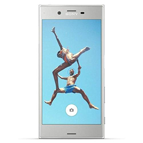 Sony Xperia XZ F8332 64GB Platinum, 5.2', Dual Sim, GSM Unlocked International Model, No Warranty