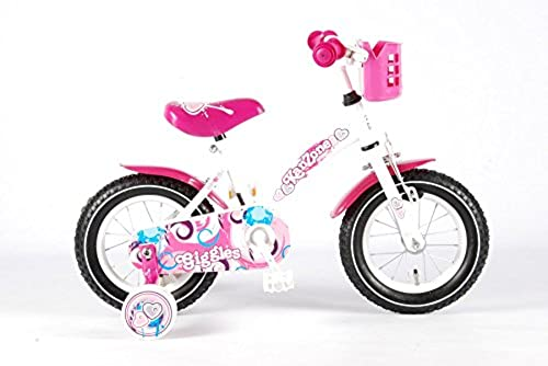 Speelgoed 21223 - Laufrad, Fiets Kanzone Giggles 12 Zoll, Mehrfarbig