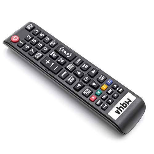 vhbw Fernbedienung passend für Samsung UE32EH5200, UE37EH5000, UE37EH5200, UE39EH5003, UE40EH5000, UE40EH5005 Fernseher, TV