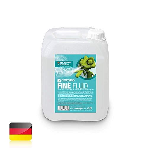 Cameo AHCLFFINE5L fluido máquina de humo - 5L