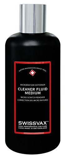 Swizöl 1022510 Swissvax Cleaner Fluid Medium
