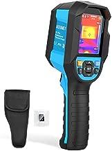 Thermal Imager, ACEGMET 160 x 120 Handheld 19200 Pixels Thermal Camera with IP65 Waterproof Thermal Imaging Camera, 2 Meter Drop Durability, 2.8