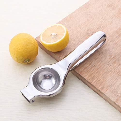 Exprimidor manual Mini Exprimidor De Frutas Exprimidor De Frutas Exprimidor De Limón De Metal De Calidad Superior De Acero Inoxidable Exprimidor De Exprimidor De Cítricos