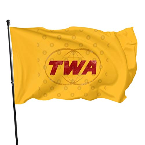 N/ Trans World Airlines Flagge, Banner, 91 x 152 cm