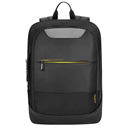 Targus CityGear 14-15,6' Anpassbarer Notebook-Rucksack – Schwarz