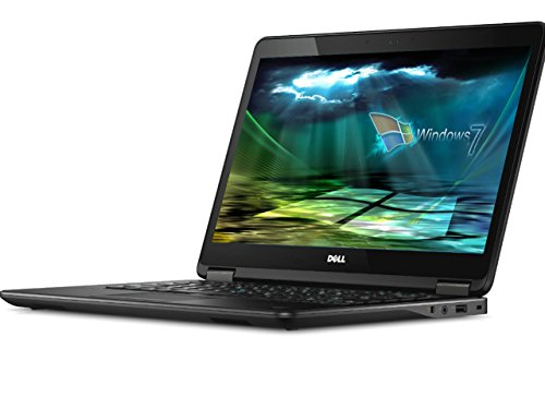Dell Latitude E7440 Busines Ultrabook # 14in HD Display , Intel Core i5-4310U 2.0GHz , 8GB RAM , 256 GB SSD, WLAN , Bluetooth, UMTS, USB 3.0, Win7 vorinstalliert und betriebsbereit (Generalüberholt).