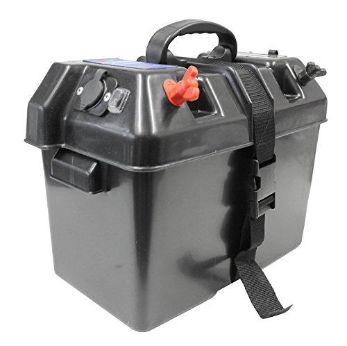 Daniboot Batteriekasten Power Center mit USB