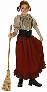 Renaissance Peasant Girl Child Costume-