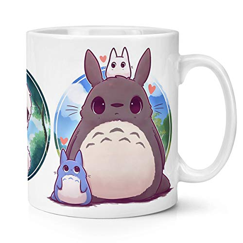 Kanto Factory Tasse Ghibli Kawaii mit Mein Nachbar Totoro, Prinzessin Mononoke und Chihiro Reise