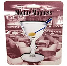 Martini & Olive King Mighty Magnets