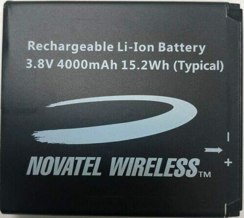 GSParts Novatel Verizon Jetpack Battery