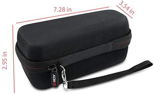 AONKE Hart Reise Fall Case Tasche für Rode VideoMicro kompakt On Camera Microphone