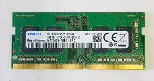 [SAMSUNG ORIGINAL] サムスン純正 PC4-19200 DDR4-2400 4GB (512Mx16) 260pin SO-DIMM ノート用メモリ バルク品
