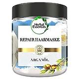 Herbal Essences PURE:renew Marokkanisches Arganöl Repair Haarmaske, 250 ml, Haarpflege Arganöl,...