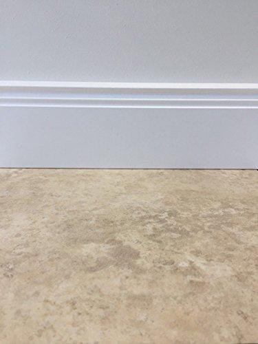 PVC-Boden Classic Marmor Betonoptik Hell | Muster | Vinylboden versch. Farben & Längen | Fußbodenheizung geeignet | PVC Belag strapazierfähig & pflegeleicht | robuster, rutschhemmender Fußboden-Belag