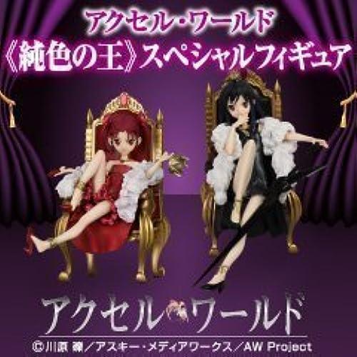 Las ventas en línea ahorran un 70%. King Specials Figures Beautiful Girl Girl Girl anime prize FuRyu of Accel World pure Color (all 2 species full set) (japan import)  calidad garantizada