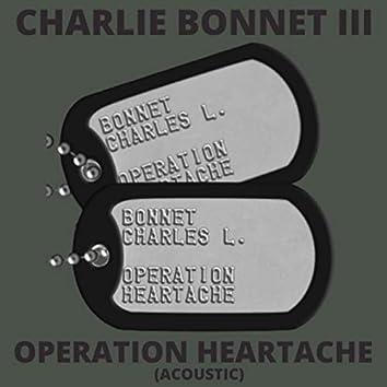 Operation Heartache (Acoustic)