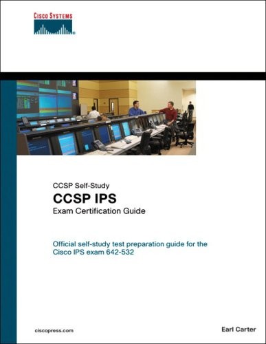 CCSP CSIDS Exam Certification Guide, w. CD-ROM